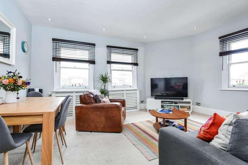 2 Bedrooms Flat for sale in Webb's Road, Battersea
