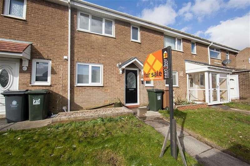 3 Bedrooms Terraced House for sale in Beckford Close, Battle Hill, Wallsend, NE28