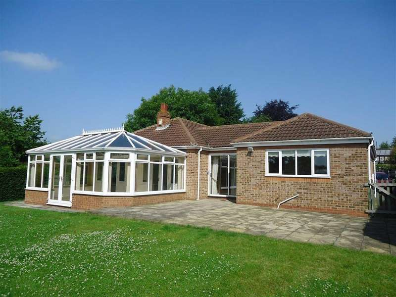 4 Bedrooms Detached Bungalow for rent in Thornton-Le-Beans, Northallerton