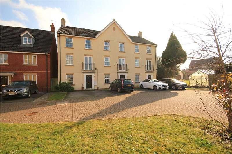 4 Bedrooms Semi Detached House for sale in Britannia Close, Winterbourne, Bristol, BS36