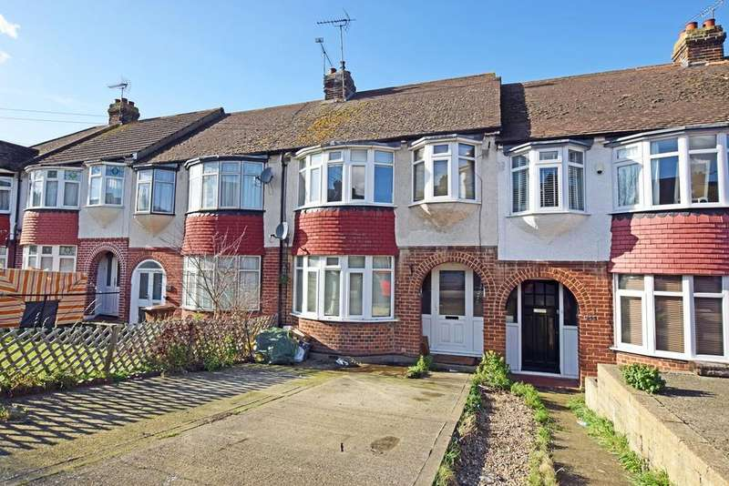 4 Bedrooms Terraced House for sale in Woodlands Road, Gillingham, ME7