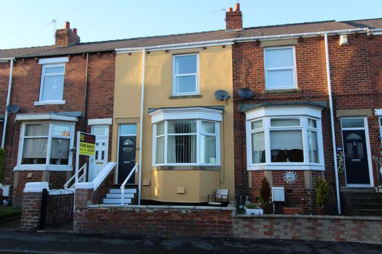 2 Bedrooms Terraced House for sale in STANLEY CO DURHAM DH9