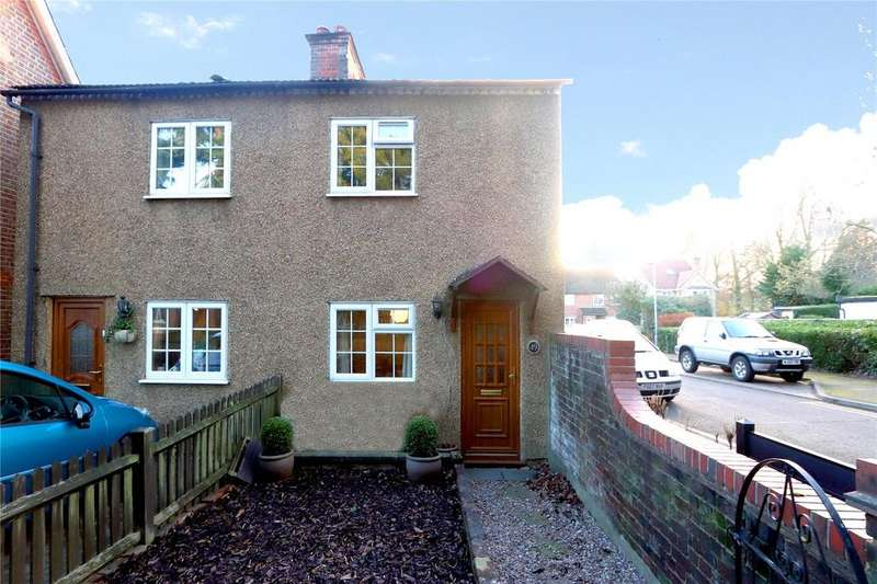 2 Bedrooms House for sale in Horseshoe Lane, Watford, Herts, WD25