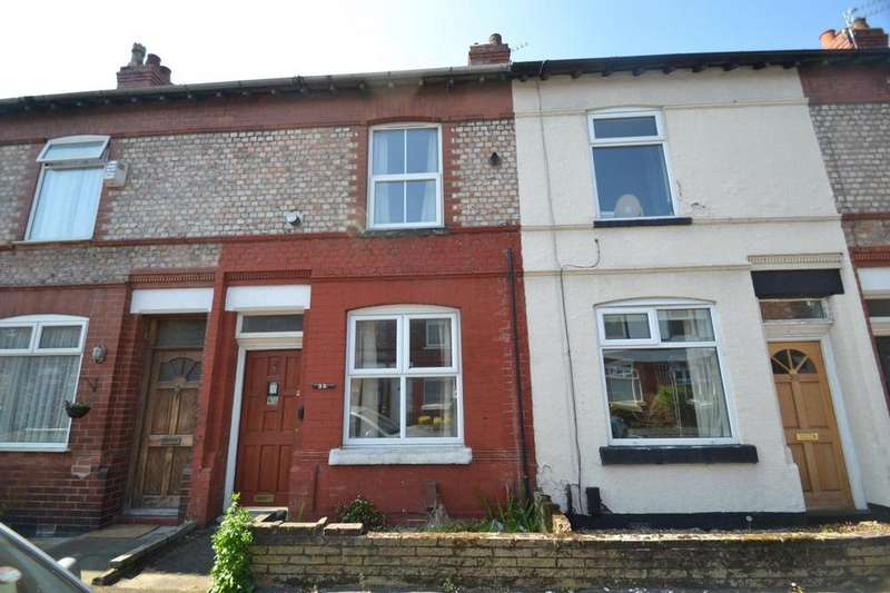 2 Bedrooms Terraced House for sale in Belgrave Road, Sale