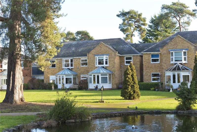 2 Bedrooms Retirement Property for sale in Fairlawn, Hall Place Drive, Weybridge, Surrey, KT13