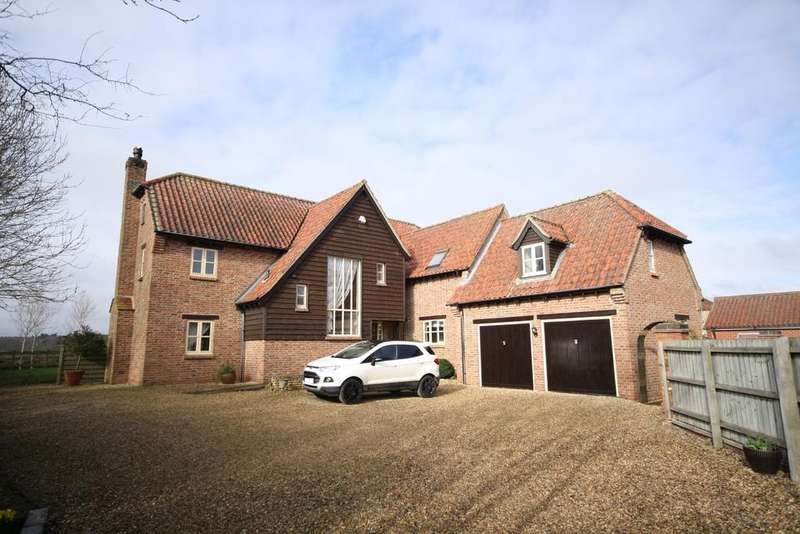 6 Bedrooms Detached House for sale in Cawthorpe
