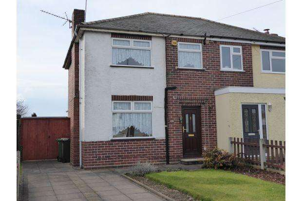 3 Bedrooms House for sale in KING GEORGE CRESCENT, RUSHALL