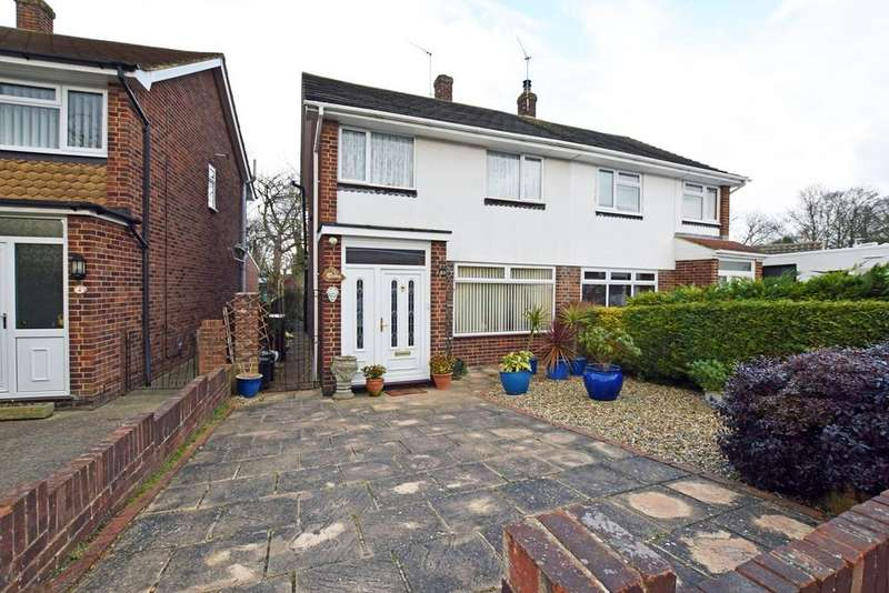 3 Bedrooms House for sale in Rowland Close, Darland, ME7