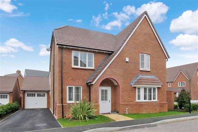 4 Bedrooms Detached House for rent in Ashbee Crescent, Swindon, Wiltshire