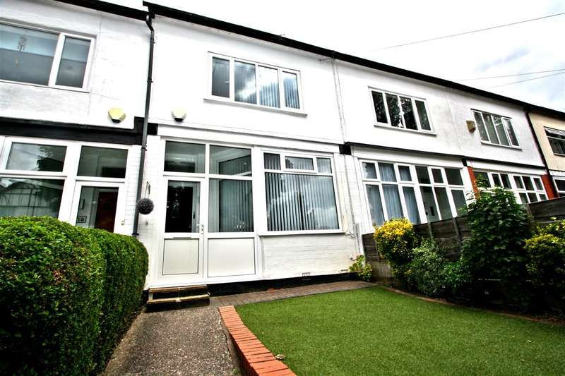 3 Bedrooms Terraced House for sale in Nevile Rd, Salford