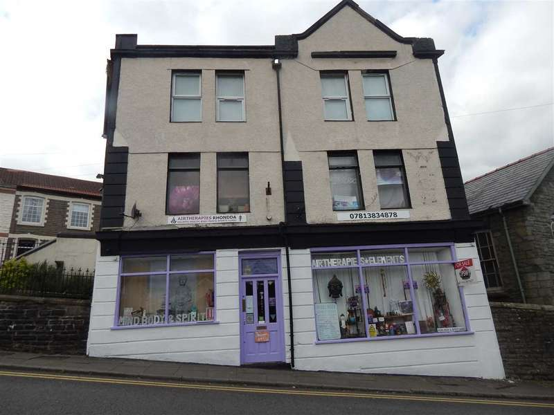 Studio Flat for sale in Dunraven Chambers Building, Ebenezer Rd, Tonypandy