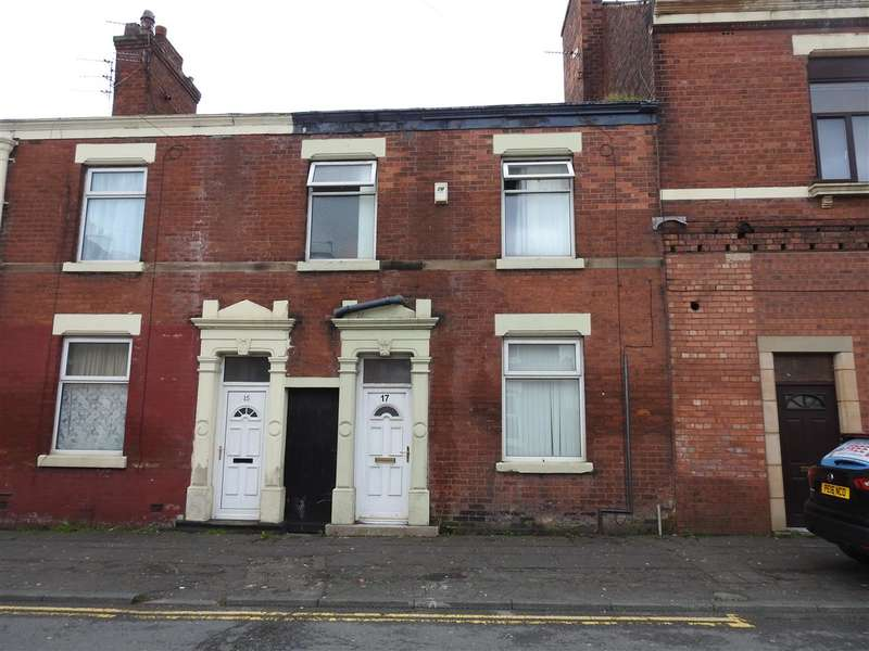 2 Bedrooms Terraced House for sale in Skeffington Road, Preston