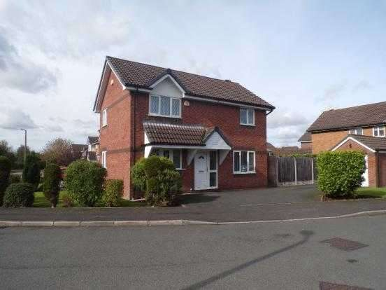 3 Bedrooms Detached House for sale in Burrington Close, Fulwood