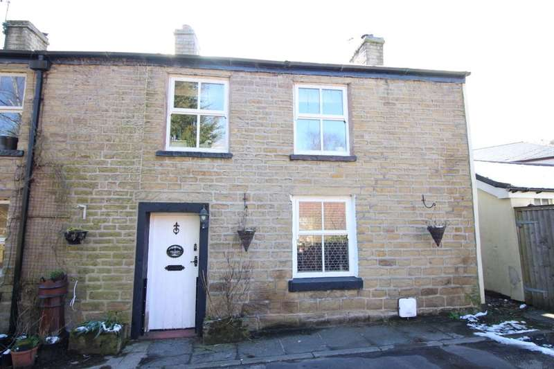 3 Bedrooms Terraced House for sale in Aitken Street, Ramsbottom, Bury, BL0