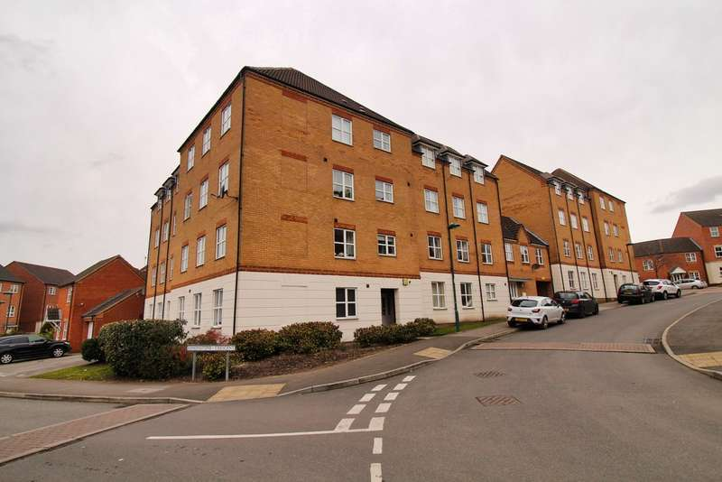 2 Bedrooms Apartment Flat for sale in Pavior Road, Bestwood NG5