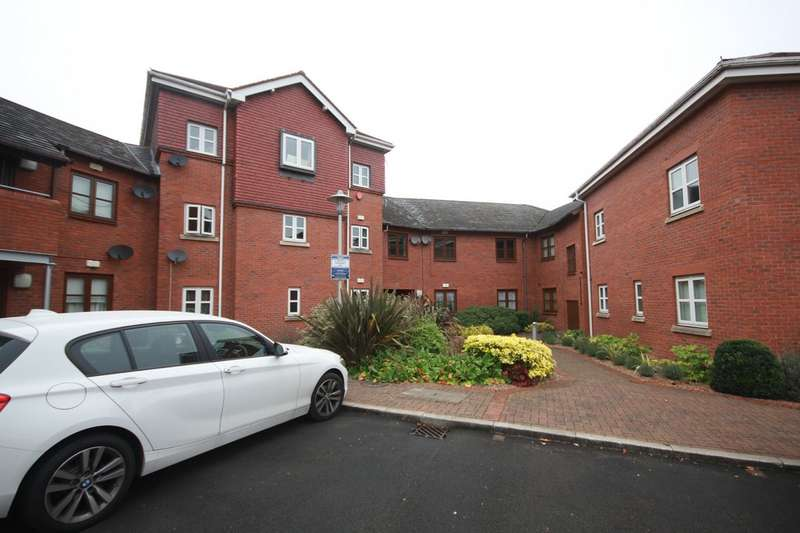 2 Bedrooms Apartment Flat for sale in Old Hall Gardens, Shirley, Solihull, B90