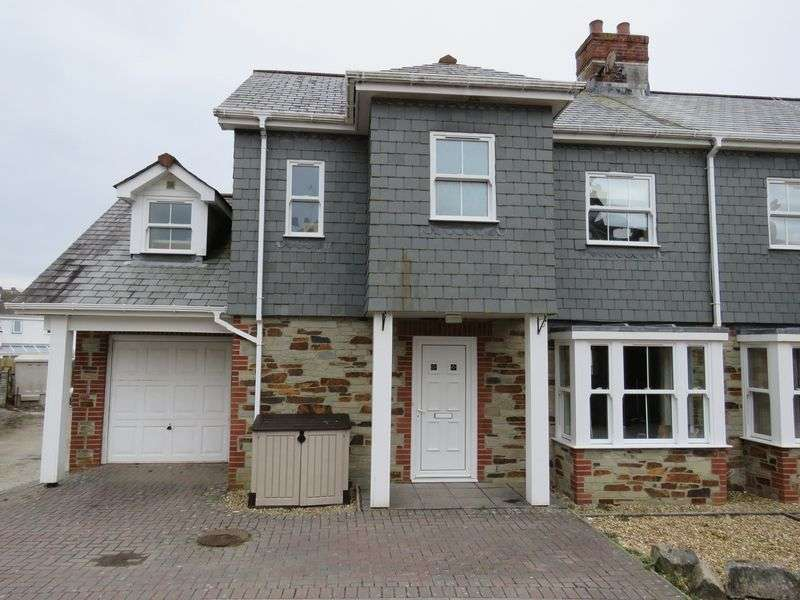 3 Bedrooms Property for sale in The Square Grampound Road, Truro