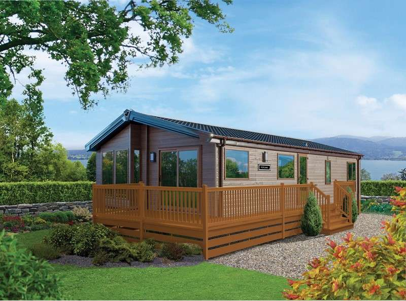 2 Bedrooms Property for sale in Heathergate Country Park, Lowgate, Hexham, Northumberland, NE46 2NN