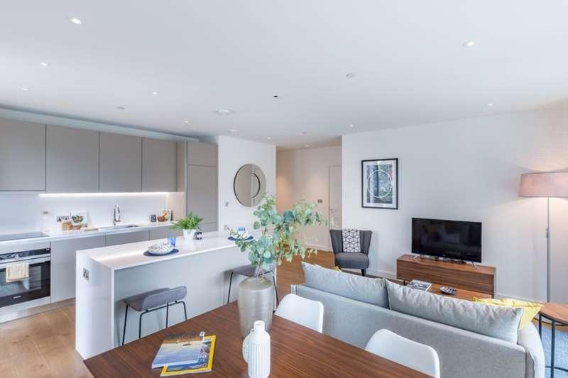 2 Bedrooms Flat for rent in Exhibition Way, Wembley, HA9