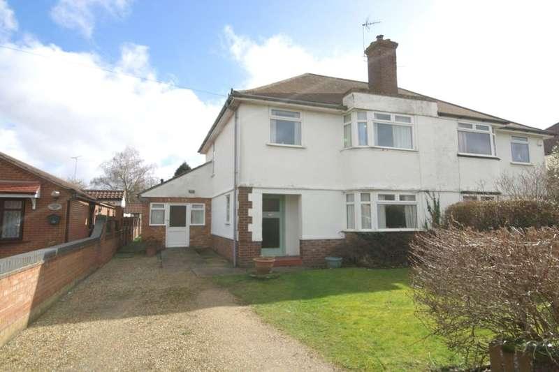 4 Bedrooms Semi Detached House for sale in Furze Road, Norwich, NR7