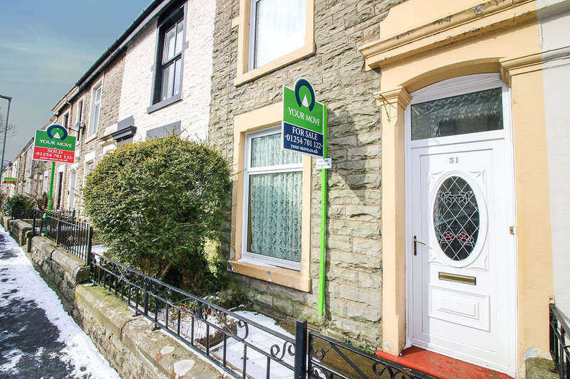 2 Bedrooms Property for sale in Newton Street, Darwen, BB3