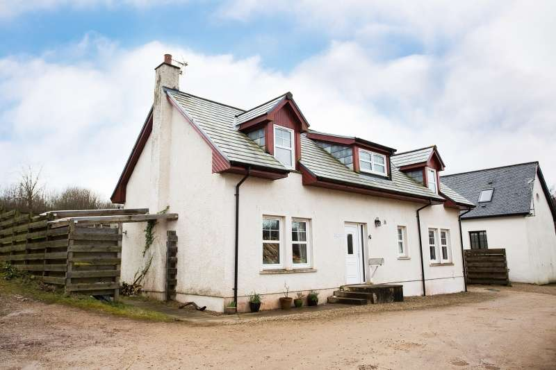 5 Bedrooms Detached House for sale in Brodick, Brodick, Isle of Arran, North Ayrshire, KA27 8BX