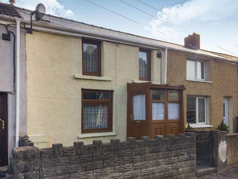 1 Bedroom Terraced House for sale in Lewis Street, Pontrhydyfen, Port Talbot, Neath Port Talbot. SA12 9TH