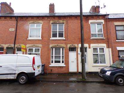 2 Bedrooms Terraced House for sale in Flax Road, Belgrave, Leicester, Leicestershire
