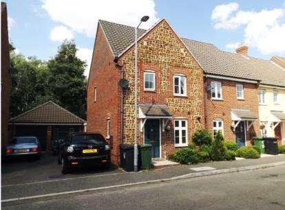 3 Bedrooms Semi Detached House for sale in Kings Lynn, Norfolk