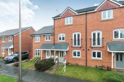 4 Bedrooms Terraced House for sale in Jacks Wood Avenue, Ellesmere Port, CH65
