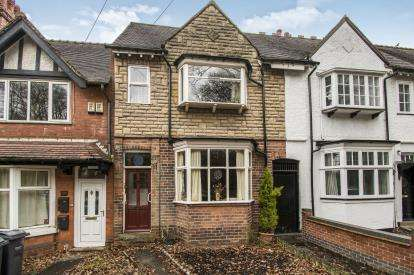 3 Bedrooms Terraced House for sale in Barclay Road, Smethwick, Birmingham, West Midlands