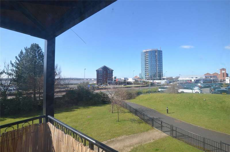 2 Bedrooms Apartment Flat for sale in Ellerman Road, Liverpool, L3