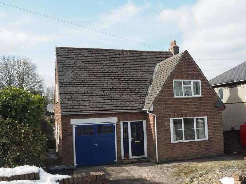 2 Bedrooms Detached House for sale in Netherfield Road, Chapel-en-le-Frith, High Peak, Derbyshire, SK23 0PN