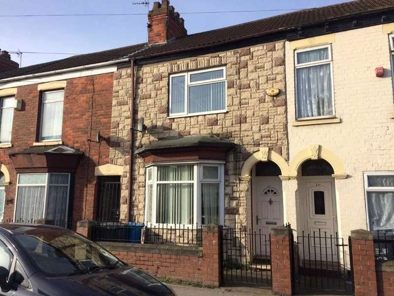 3 Bedrooms Terraced House for sale in New Bridge Road, Southcoates Lane, Hull, HU9 2LP