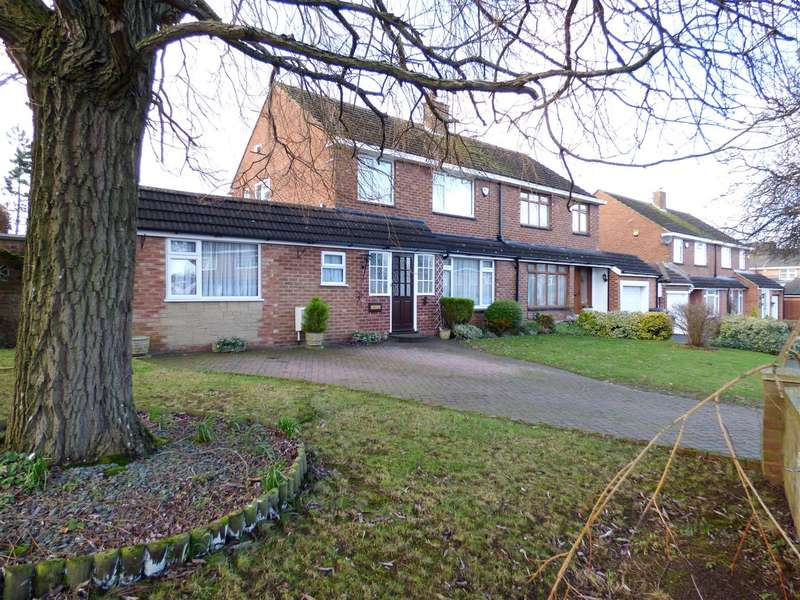 4 Bedrooms Semi Detached House for sale in Markham Cresent, Dunstable