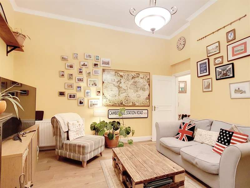 1 Bedroom Flat for sale in Camberwell New Road, London , SE5 0RW