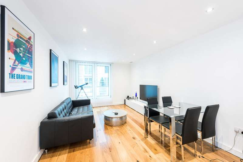 1 Bedroom Flat for sale in Salamanca Place, Vauxhall, SE1