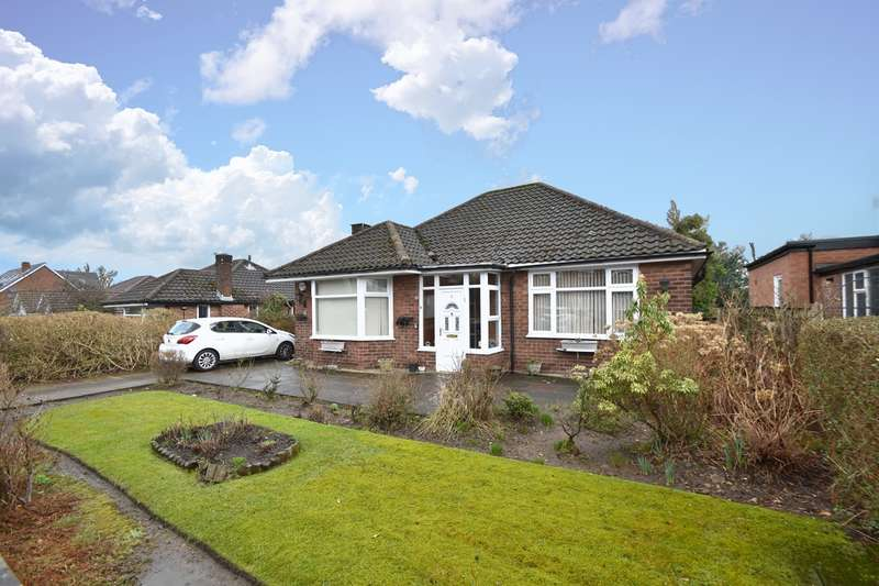 2 Bedrooms Detached Bungalow for sale in Barnhill Road, Prestwich, Manchester, M25