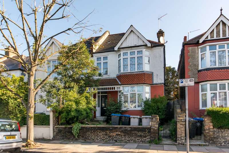 2 Bedrooms Flat for sale in Wrottesley Road, Kensal Green, NW10