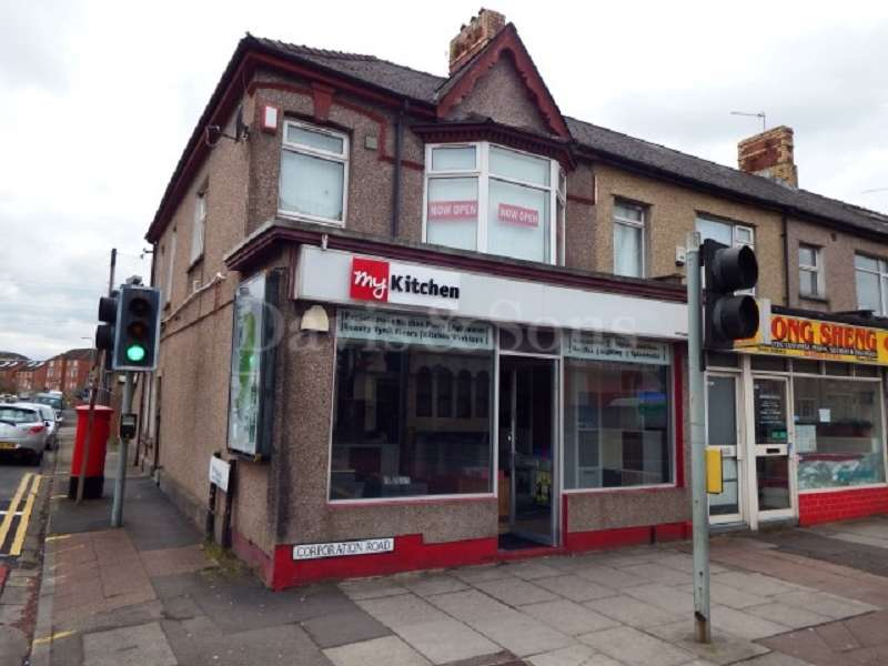 Shop Commercial for rent in Corporation Road, Newport, Gwent. NP19 0GG