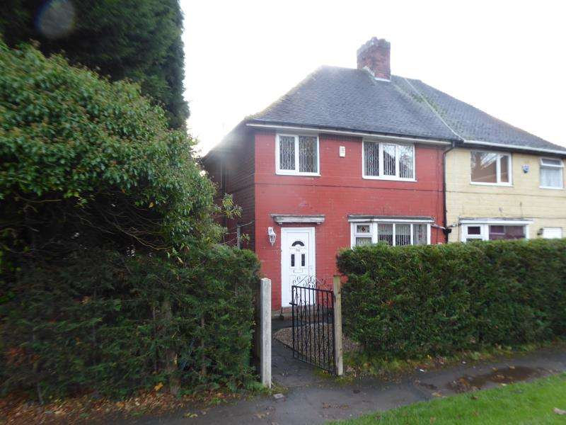 4 Bedrooms Semi Detached House for sale in Foundry Approach, Leeds, LS9