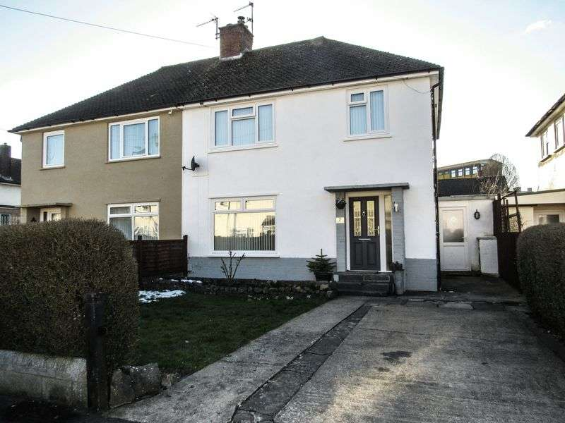 Property for sale in Amethyst Road Fairwater Cardiff CF5 3NS