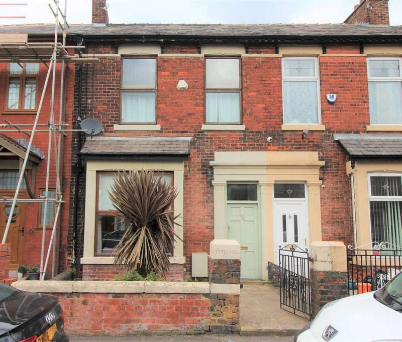 3 Bedrooms Terraced House for sale in Lytham Road, Fulwood PR2