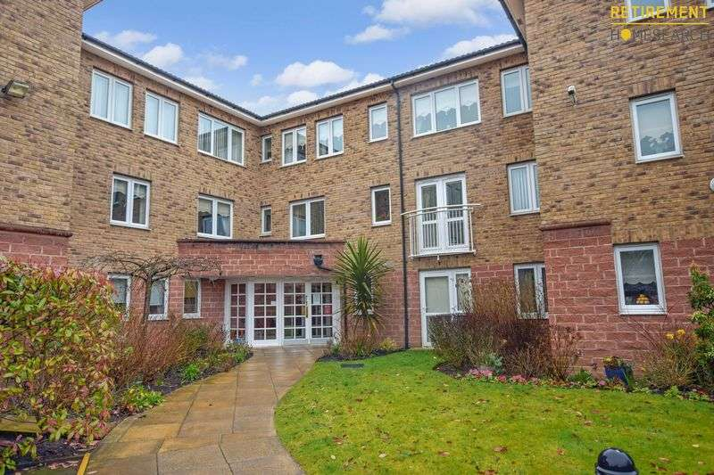 1 Bedroom Property for sale in Roby Court, Liverpool, L36 4NA