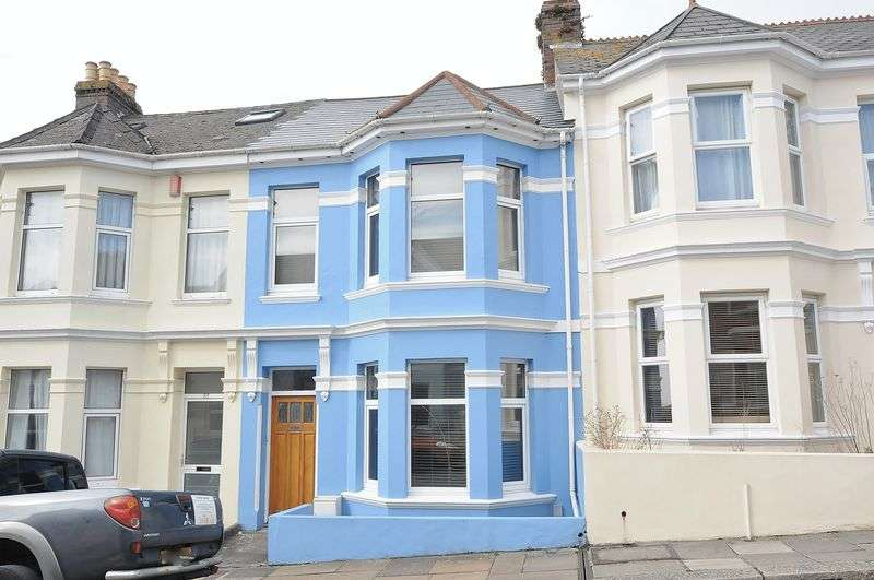 3 Bedrooms Property for sale in Holland Road Peverell, Plymouth