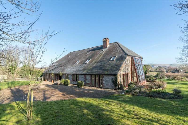 5 Bedrooms Detached House for sale in Swanborough, Nr Lewes, East Sussex, BN7