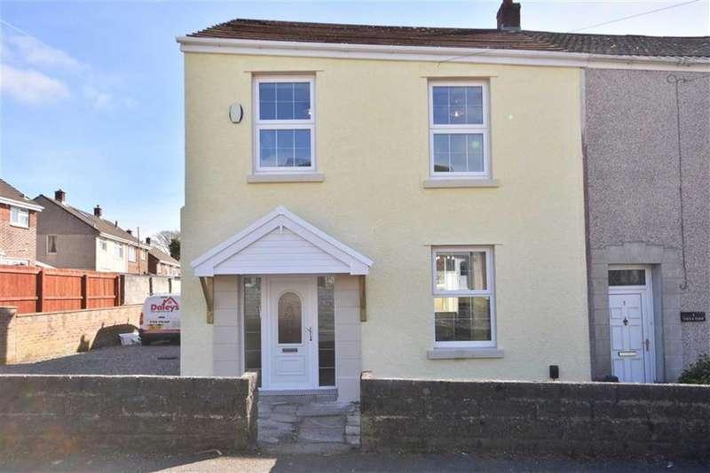4 Bedrooms Semi Detached House for sale in Villa Terrace, Treboeth Swansea, Swansea