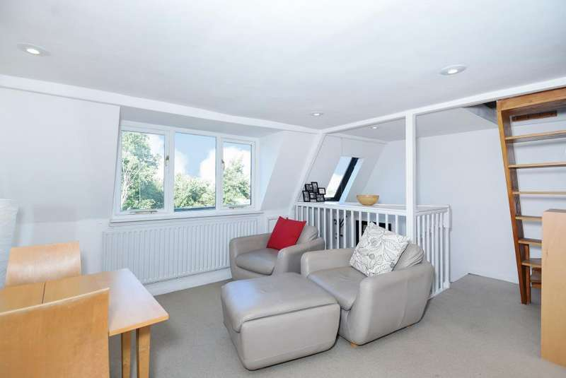 1 Bedroom Flat for sale in Hill Rise, Richmond, TW10