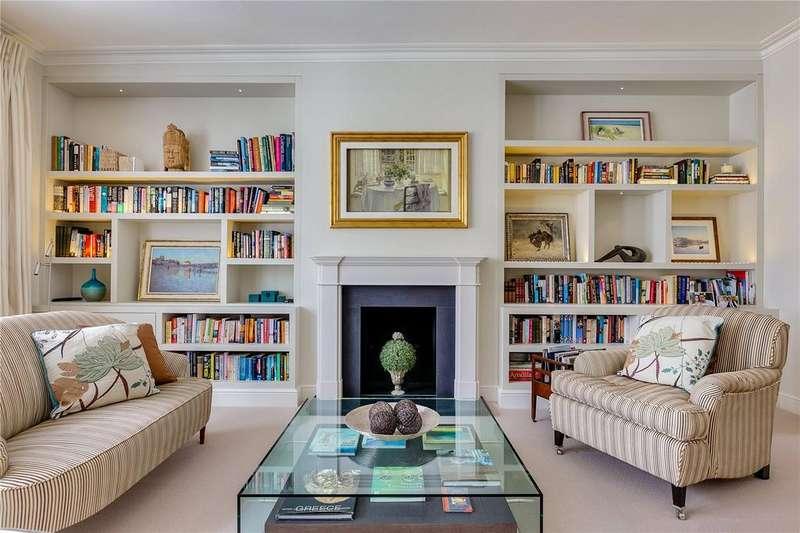 2 Bedrooms Flat for sale in Palace Gardens Terrace, Kensington, London