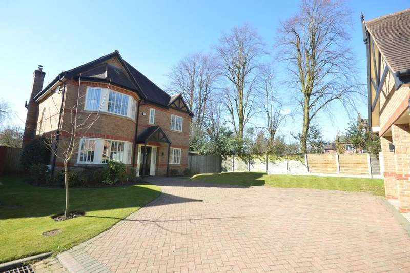 4 Bedrooms Detached House for sale in Lime House, Woodcroft Gardens, Off Lyons Lane, Appleton